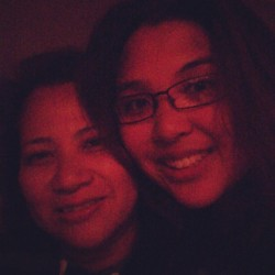I love my mom to bits and pieces. I would be nowhere without her, in every aspect of life, birth to money to guys to anything and everything else. LOVE YA YA MILF lol #mothersday #lovemymother