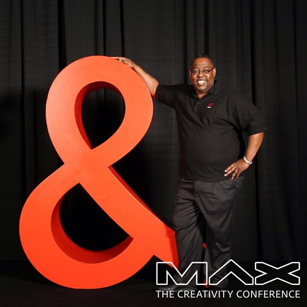 My annual #AdobeMAX photo by @rikkflohr  (at AdobeMAX 2013)