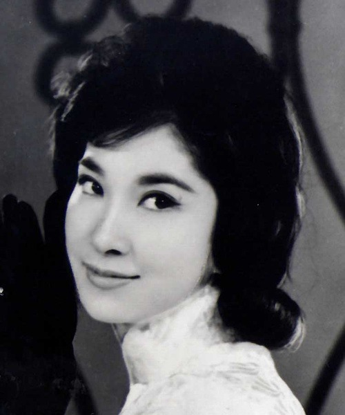 Actress Betty Loh Ti