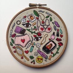 embroidery Hanecdote