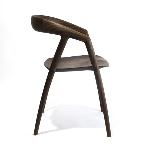 And speaking of Japanese and Scandinavian fusions, these #DCO9 chairs (works of  art) have landed in stores. Designed by Japanese born Kyoko Inoda and Nils Sveje. Founded in Copenhagen and now working out of Milan, they design award winning furniture, medical devices and speakers. A dream duo. #inoda+sveje exclusive to Great Dane.