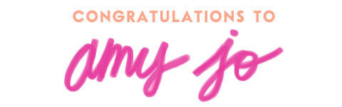 2013. congratulations to… amy jo! she's the lucky winner of the kate spade bow earrings. amy jo, send me your address so i can mail these cuties to you!to all of who you read this tiny corner of the internet, thanks for being a friend of little tin soldier! as i keep pressing along in year four, i'm glad to have such a stylish and savvy group of women (and pug lovers) with me.