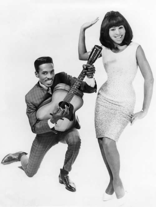 theswinginsixties:  Ike and Tina Turner