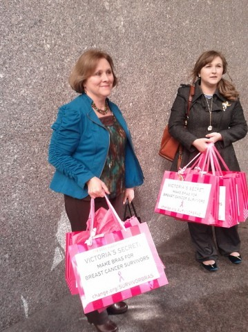 """HELP BREAST CANCER SURVIVORS FEEL BEAUTIFUL"": WOMAN ASKS VICTORIA'S SECRET TO MAKE ""SURVIVOR BRAS""by Ramou Sarr http://bit.ly/WW7xPr"
