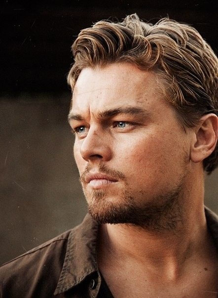 saw gatsby last night and it was fine and all but man did leo age well.