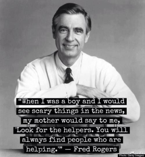 elyseindc:  edatrix:  look for the helpers.  Amen.