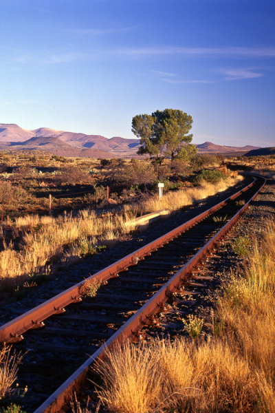 plasmatics-life:  Karoo railroad | by Graham Hobbs