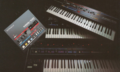 MIDI turns 30: a revolutionary open music standard lives on Makin' sweet music with the Moog Instrument Digital Interface