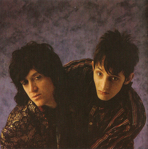 Nikki Sudden & Rowland S. Howard