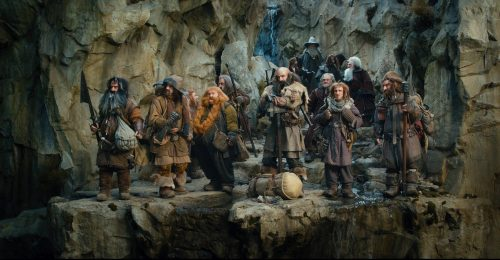 Late to the Movies: The Hobbit: An Unexpected Journey (2012) I don't want to spill a lot of words on this one since it's already been talked to death (and subsequently half forgotten). I eyed this movie warily before it came out as it got passed from Guilermo Del Toro back to Peter Jackson and then expanded from one to two to three movies for reasons that didn't seem to make a lot of sense, at least from a creative standpoint. My wariness grew as I heard reports of the 48 FPS projection and its disturbing, more-vivid-than-life-itself qualities and intensified when the less-than-stellar reviews started appearing. Nonetheless, it's not like I wasn't going to see it. I love Jackson's Lord Of The Rings trilogy. Worst-case scenario, this would just feel like a bloated postscript with some memorable moments. It's good to prepare worst-case scenarios, isn't it? Leaving aside the 48 FPS issue for the moment, it's a slog to get to the memorable sequences. Watching it, I was reminded of how deftly Jackson and his collaborators adapted the massive Rings trilogy into three films. It took some effort to streamline all that narrative into feature-length films (longs ones, sure) while still finding room for the characters to come alive and the space for all those action sequences. The Hobbit has trouble pulling off the same trick in reverse. I knew I was in trouble when Bilbo breathlessly laid out the back story for what felt like 30 minutes and then the subtitle, An Unexpected Journey, flashed on the screen. There's good stuff between the bloat, though. Martin Freeman's a lot of fun as Bilbo, Ian McKellen has some fine moments, and the confrontation with Gollum is a real highlight. There's a lot of imagination in the production design, too. (I was particularly fond of the Storm Giants, but could have done without the scrotum-necked Goblin King.) As for the 48 FPS projection, I can't say I wasn't warned and I didn't expect to like it. But my attitude was to treat it like an aesthetic choice. Jackson wanted the moive to have that look so I should give it a chance. We live in changing times. I love film as much as the next person but I've seen some directors find the aesthetic advantages in digital. (Che was a real turning point for me in appreciating what someone who knows how to play to the strengths of new technology can do.) And I can kind of see why he would want The Hobbit to have that look. In the effects sequences, where real actors fight CGI beasties, both realities live side-by-side seamlessly. As proof that, yes, Jackson's effects studio knows what it's doing, it's extremely impressive. On the other hand, it's that sort of vividness is all wrong for a movie like The Hobbit, at least to my eyes. Why give a fantasy film the hard digital sheen of news footage? There's a scene in the goblin cave when Gandalf scares off the bad guys with a flash of light and it took me a moment to figure out what the flash of light reminded me of. Then it hit me: It looked like a stage effect, as if someone were shining a spotlight at the audience. Carrying that thought a little further, The Hobbit looked like a really elaborate version of a filmed opera much of the time, a sort of Live From The Met with orcs instead of arias. I felt less transported to another world than dropped in the middle of its elaborate sets. Is that where we're heading, toward movies that aspire to be more like a windows than a canvases? I hope not. I'm glad I had a look at what 48 FPS looks like, but I left The Hobbit hoping never to see it again. Also, some of those dwarves looked way too tall.