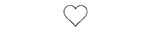 curlingiron:  another transparent heart. matches the background of your blog! x