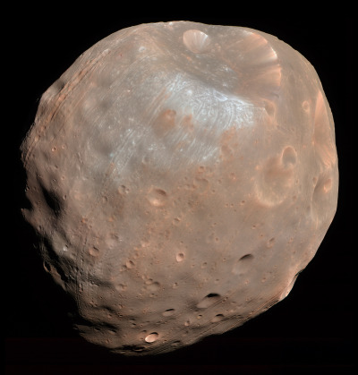ckck:  Phobos of Mars.