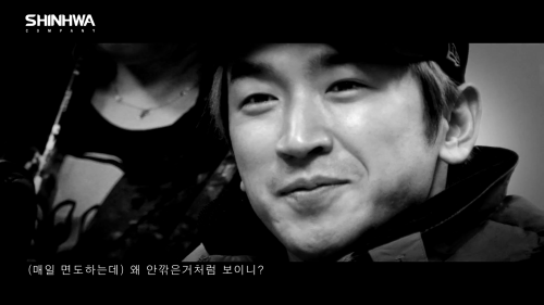 elle7-orange:  Minwoo's smiley eyes XD HQ 1920 x 1080 screencaps on MF