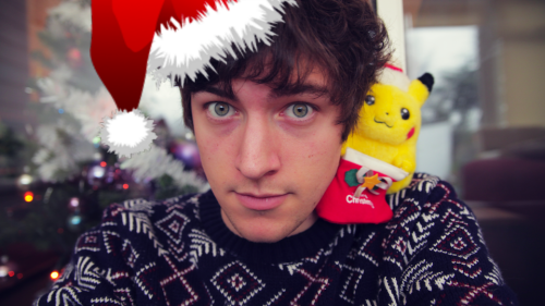 kickthepj:  MERRY almost CHRISTMAS, EVERYONE!  Click my face for a pre-Christmas video to wet your apetites for TOMORROW! share with everyone you know for ultimate christmas presents.