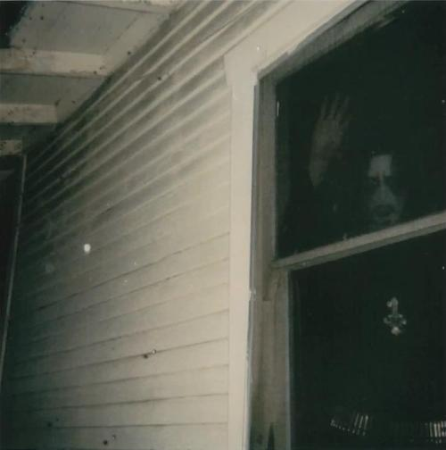 Horror in the Window.