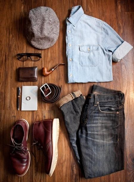 barringtonorr:  #OFTD for the weekend all about #mensfashion http://on.fb.me/Z75nuJ