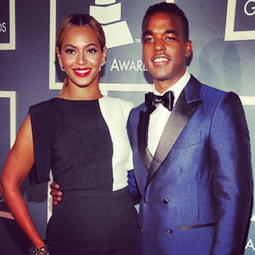 #lukejames and #beyonce they both are amazing and talented.