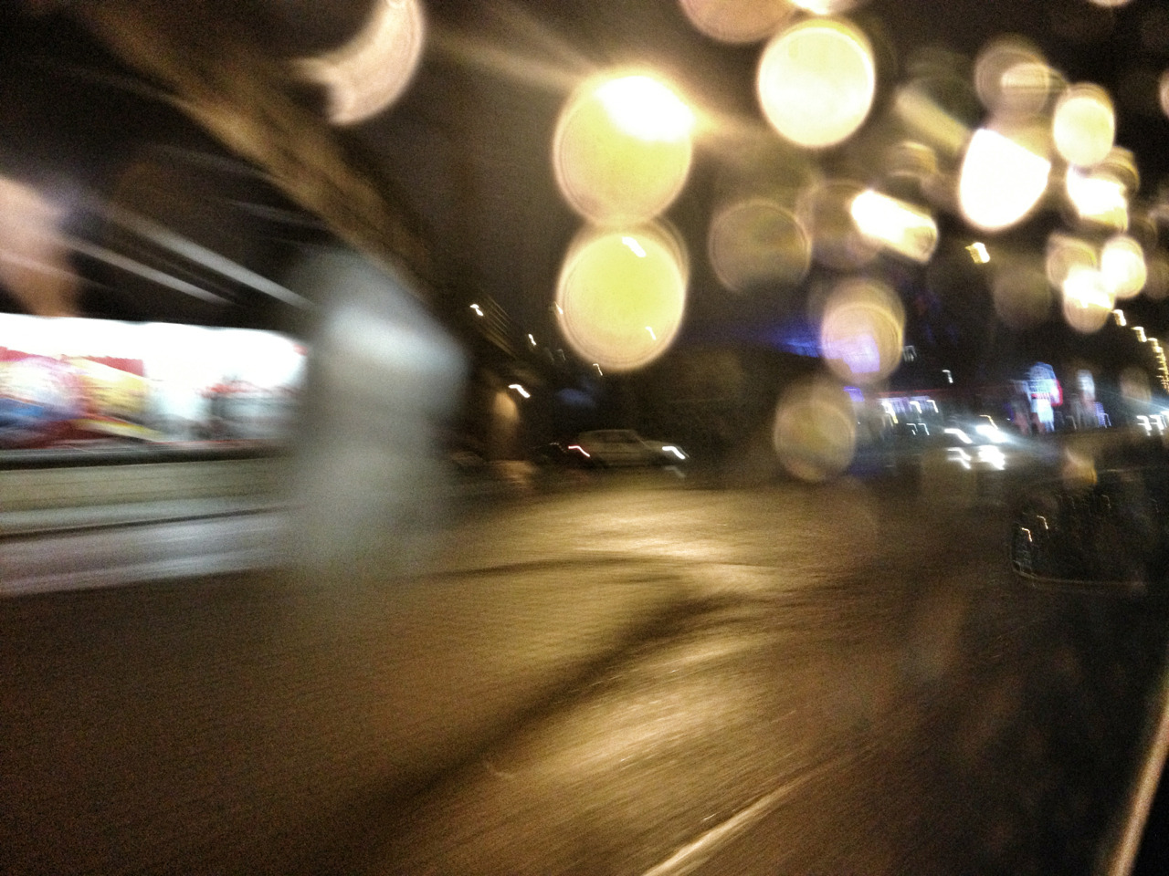 Bokeh and blur