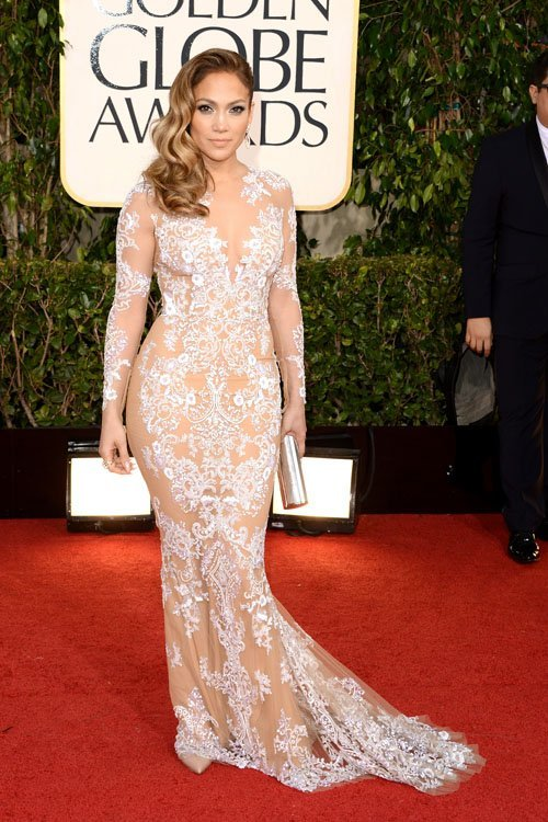 whatdidshewear:  Jennifer Lopez Dress: Zuhair Murad