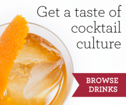 adobe illustrator. // assorted banner ads for tastingtable.com