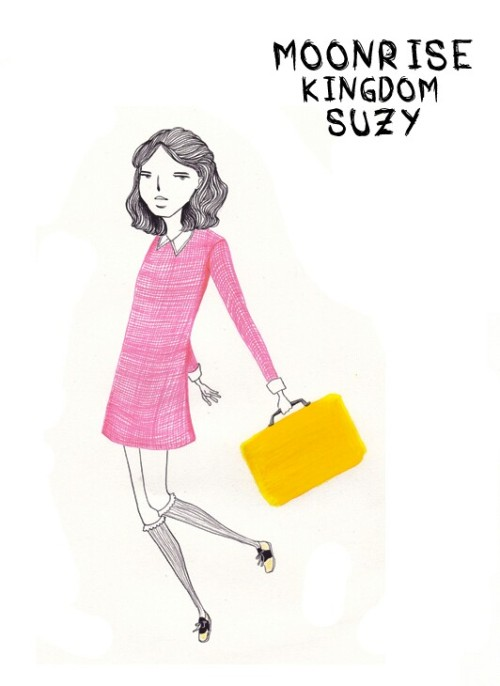 luitb:  Drawing : Love suzy