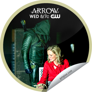 I just unlocked the Arrow: Darkness on the Edge of Town sticker on GetGlue                      11447 others have also unlocked the Arrow: Darkness on the Edge of Town sticker on GetGlue.com                  Can Arrow stop the Undertaking? Thanks for watching, you've just unlocked the 'Darkness on the Edge of Town' sticker!  Share this one proudly. It's from our friends at The CW.