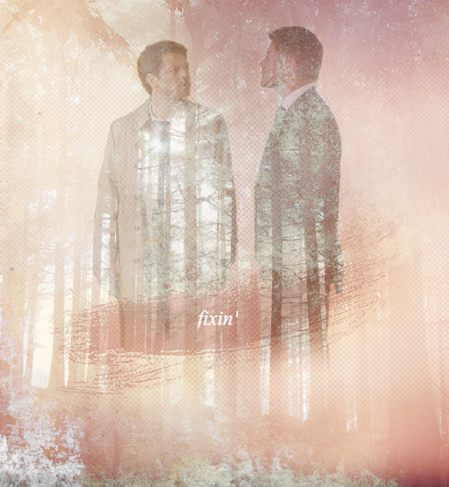 alltheangelsfalling:  ✏ fixin' - a destiel fanmix || listen here  || yellow light by of monsters and men || hopeless wanderer by mumford and sons || i'm not calling you a liar by florence and the machine || dead sea by the lumineers || sigh no more by mumford and sons || lego house by ed sheeran || your bones by of monsters and men || love love love by of monsters and men || dead and gone by the black keys || ho hey by the lumineers || cosmic love by florence and the machine || winter winds by mumford and sons || fixin' by walk the moon