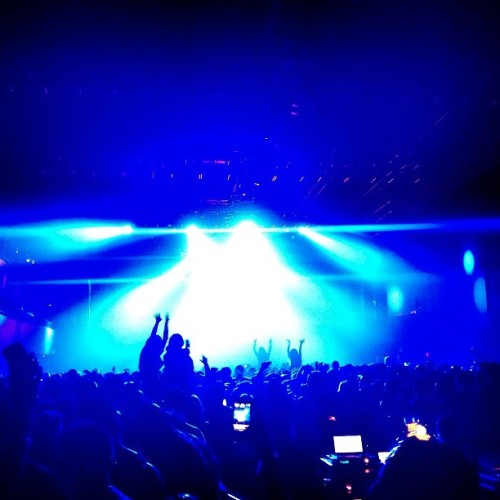 #edm #lights #feenixpawl #nyc @livenationshows (at Roseland Ballroom)
