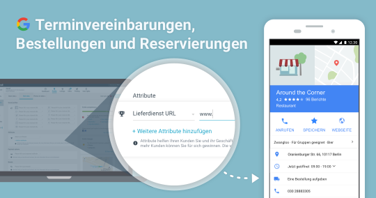 blog hauptbild google local pack resevierung