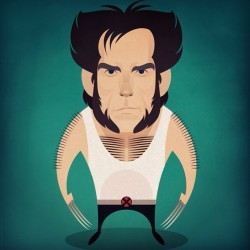Always felt Ben Stiller should have played Wolverine!
