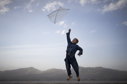 The Kite Runner IRL. (more awesome pics here)