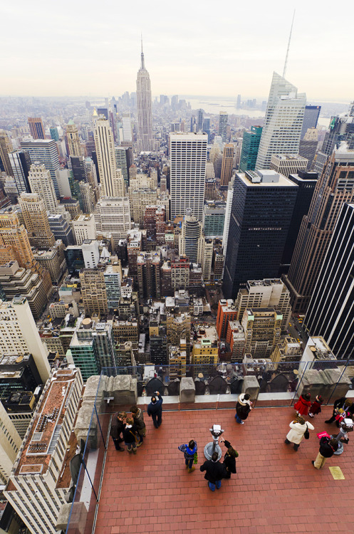 -vvaste:  Top of the Rock (by Eivind 84)