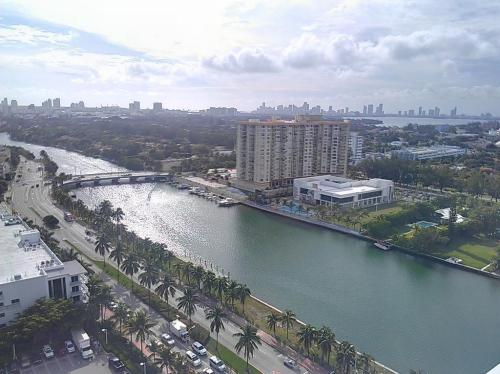 Take a look at this view of Miami! What do you think?