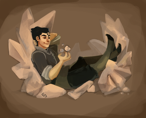 wheretheavatarboysat:  Bolin by o0emi0o