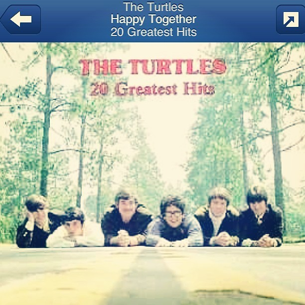 🎧Imagine me and you, I do… #classic #theturtles #oldies
