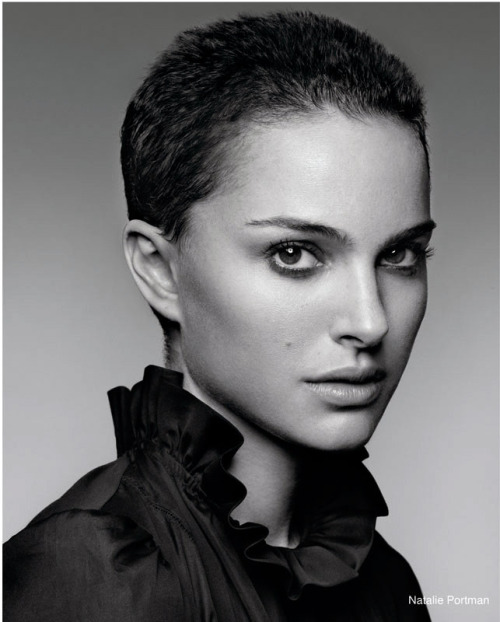 bohemea:  Natalie Portman by Alex Cayley