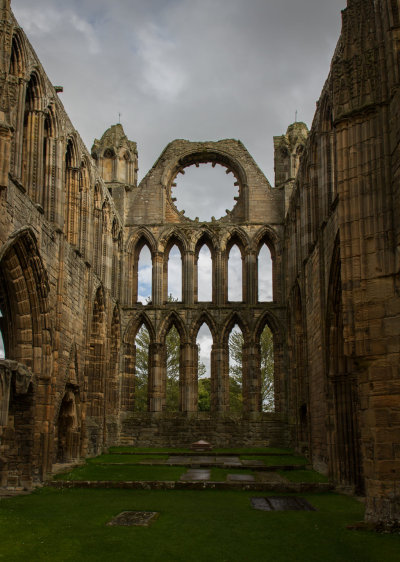 stolenbytigers:  Elgin Cathedral, Scotland