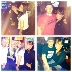 💋🍸@zancaj @shepp_22 @shit_jensays @allygrap @jaclynbrad (at Palominos)