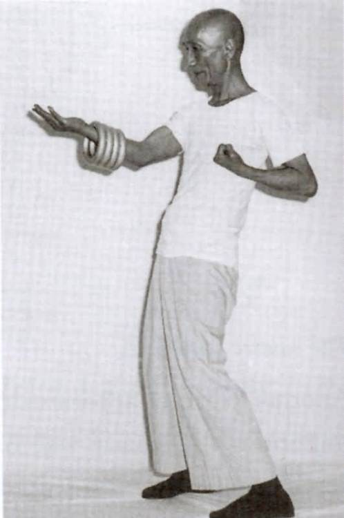sabio—nbv:     Grandmaster Ip Man.   wing chun is easily the best striking system
