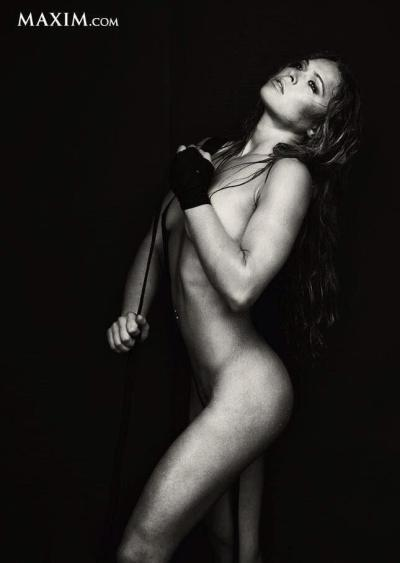 rufffn:  Ronda in new issue of Maxim… wow