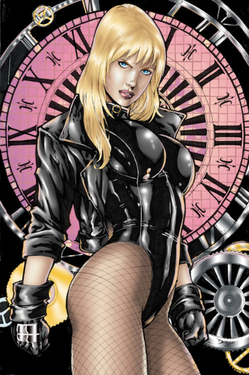 unitedheroines:  9/15 DC Comics Super Heroines: Black Canary Follow Us: http://unitedheroines.tumblr.com/