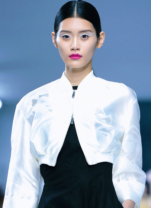 Ming Xi at Christian Dior Cruise 2014, Monte Carlo.