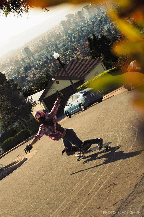 skate-for-our-lives:  Endless Roads - Spain Tour | Longboard Girls Crew on @weheartit.com - http://whrt.it/13wqESW