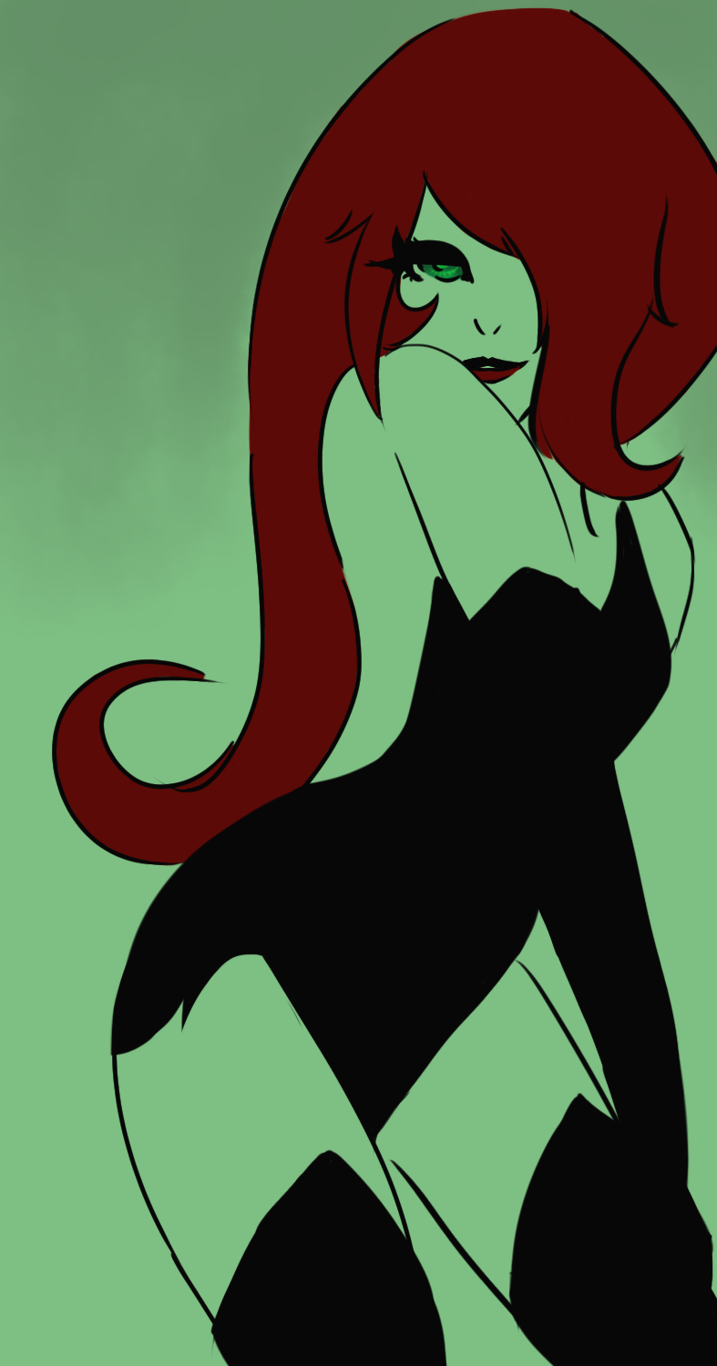 I don't draw my dc ladies as much as I used to ; A ;love my lovely gotham girls especially~