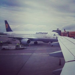 Going to Frankfurt