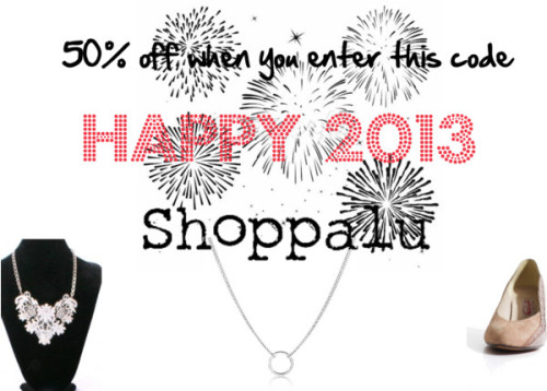 HAPPY 2013 from Shoppalu by kandriko featuring leather pumps