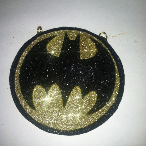 65$ now .. #claydope #batman #batsymbol #2013 #based