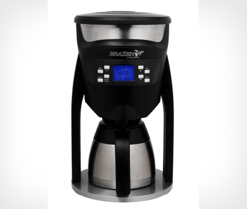 Behmor Brazen Coffee Brewer. A new breed of brewer for the java-obsessed masses.