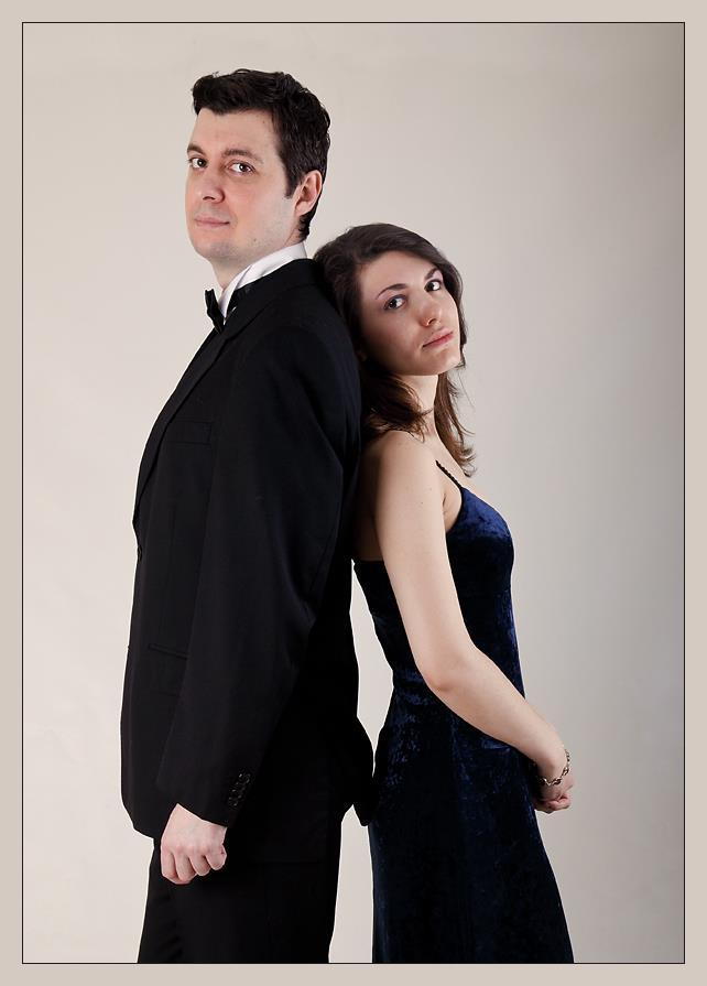 "CMUSE Artists of the week: Yordanova & Kyurkchiev Piano DuoAntoniya Yordanova and Ivan Kyurkchiev met each other for the first time while both studying at the National Academy of Music ""Pancho Vladigerov"" in Sofia, Bulgaria. The Duo recently won the Absolute First Prize /two pianos section/ at the 22nd International Piano Competition of the Association ""F.Chopin"" held in Rome, October 2012.http://cmuse.org/artist_profiles/34/yordanova__kyurkchiev_piano_duoIf you would also like to be our featured Artist of the week feel free to register a profile on our website."