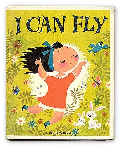 girlyme:  (via Children's book illustration / I can fly)  I believe I can fly!